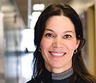 Roxane Pouliot<br> - Prix Encadrement aux cycles supérieurs